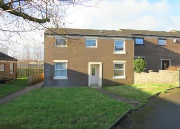 Thumbnail 3 bed end terrace house for sale in Longcroft, Egremont, Cumbria