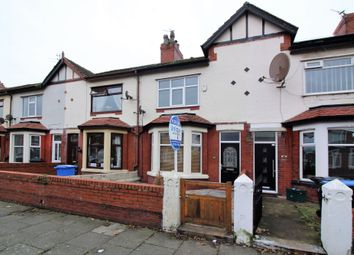 Thumbnail 3 bed terraced house to rent in Carr Road, Fleetwood, Lancashire