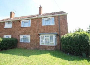 Thumbnail 2 bed flat for sale in Sussex Crescent, Northolt, Middlesex