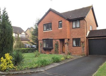 Thumbnail 4 bed detached house to rent in The Green, Woosehill