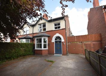 Thumbnail 4 bed semi-detached house for sale in Chester Road, Whitby, Ellesmere Port