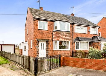 Thumbnail 3 bedroom semi-detached house for sale in Park Grove, Swillington, Leeds