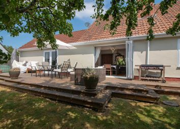 Thumbnail 5 bed detached bungalow for sale in Grange Avenue, Street