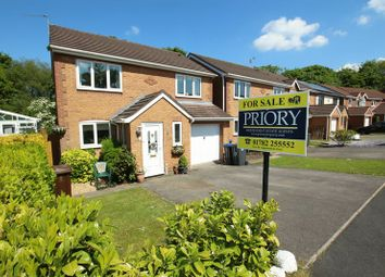 Thumbnail 4 bed detached house for sale in Bluebell Close, Biddulph, Stoke-On-Trent