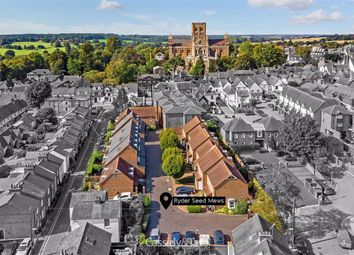 Thumbnail 3 bed terraced house for sale in Ryder Seed Mews, St. Albans, Hertfordshire