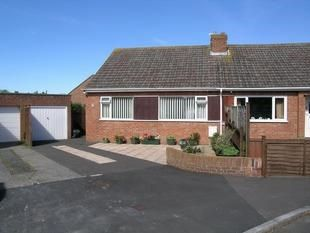 Thumbnail 4 bed bungalow for sale in Ashcott Close, Burnham-On-Sea