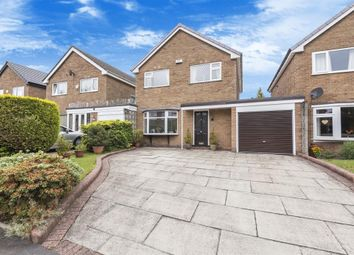 3 bed detached house for sale in Springclough Drive, Worsley, Manchester M28