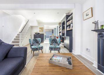 Thumbnail 3 bed terraced house for sale in Raynham Road, Brackenbury, London