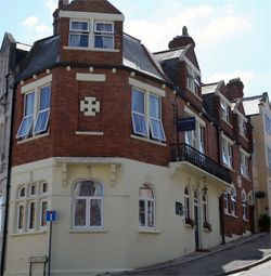 Thumbnail 7 bed terraced house for sale in Park Road, Swanage, Dorset