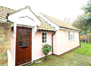 Thumbnail 1 bed detached bungalow to rent in The Green, Barnby, Beccles