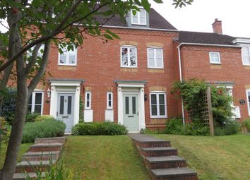 Thumbnail 3 bed town house for sale in The Homend, Ledbury