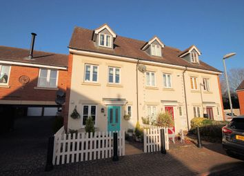 Thumbnail 3 bed terraced house for sale in Wood End Close, Sharnbrook, Bedford