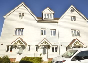 Thumbnail 3 bed terraced house to rent in Ingram Close, Larkfield, Aylesford