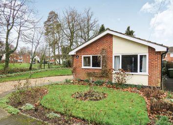 Thumbnail 2 bed detached bungalow for sale in Levishaw Close, Buxton, Norwich