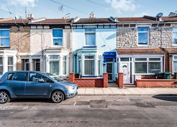 Thumbnail 3 bedroom property for sale in Carnarvon Road, Portsmouth