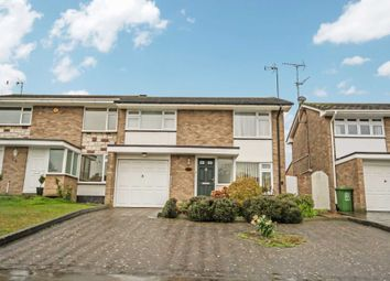 Thumbnail 3 bed semi-detached house for sale in South Ridge, Billericay