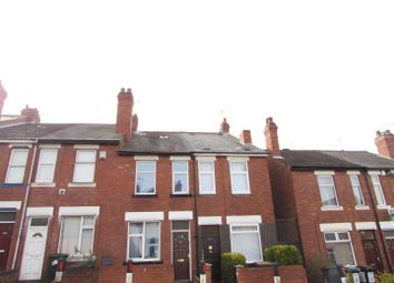 Thumbnail 4 bed terraced house to rent in Northfield Road, Coventry