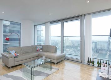 Thumbnail 2 bedroom flat to rent in Landmark Tower, 24 Marsh Wall, London