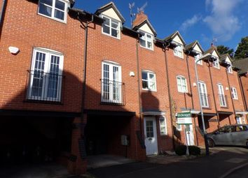 Thumbnail 4 bed terraced house for sale in Bardswell Court, Stratford Upon Avon, Warwickshire