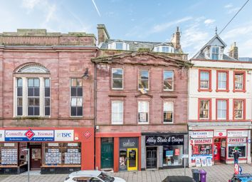 Thumbnail 4 bed flat for sale in High Street, Arbroath, Angus