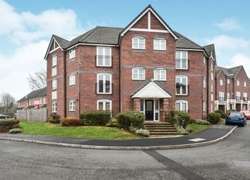 Thumbnail 2 bed flat for sale in Girton Way, Mickleover, Derby