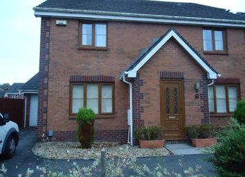 Thumbnail 4 bed detached house to rent in Morgraig Avenue, Coedkernew, Newport