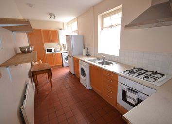 Thumbnail 4 bed terraced house to rent in Sweetbriar Road, West End, Leicester