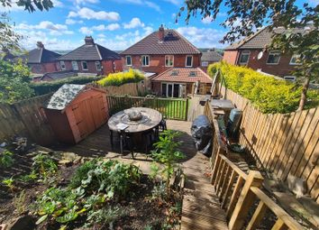 Thumbnail 3 bed semi-detached house for sale in Blue Hill Crescent, Lower Wortley, Leeds