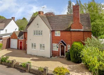 Thumbnail 4 bed detached house for sale in Selwyn Road, Edgbaston, Birmingham