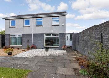 Thumbnail 3 bed semi-detached house for sale in Craigs Park, Edinburgh