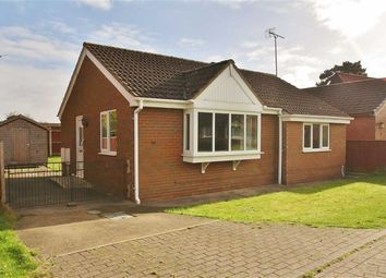 Thumbnail 2 bedroom bungalow for sale in Advent Court, Ulceby