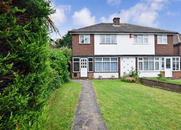 Thumbnail 3 bed semi-detached house for sale in Blenheim Close, Dartford, Kent
