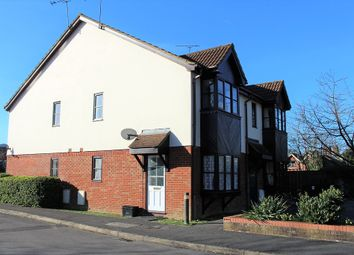 Thumbnail 1 bed end terrace house to rent in Orchard Close, Wokingham