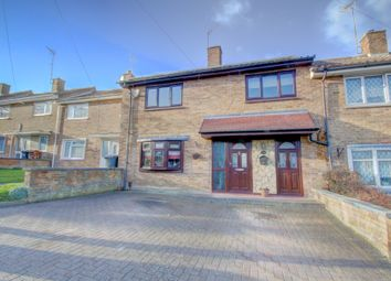 Thumbnail 3 bedroom terraced house for sale in Swale Drive, Northampton