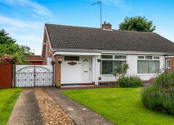 Thumbnail 2 bedroom semi-detached bungalow for sale in Brockwood Close, Northampton