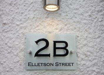 Thumbnail 1 bed flat to rent in 2B Elletson Street, Poulton-Le-Fylde