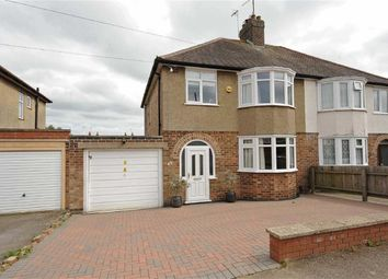 Thumbnail 3 bed semi-detached house for sale in Western Way, Wellingborough