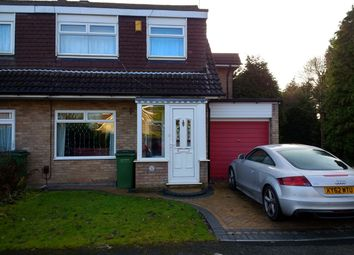 Thumbnail 3 bed semi-detached house for sale in Alvington Grove, Stockport