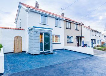 Thumbnail 2 bed semi-detached house for sale in St. Augustines Road, Deal