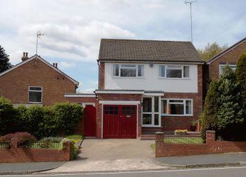 Thumbnail 3 bed detached house for sale in Sedge Avenue, Kings Norton, Birmingham