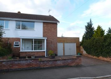 Thumbnail 3 bed property to rent in Shipston Hill, Oadby, Leicester