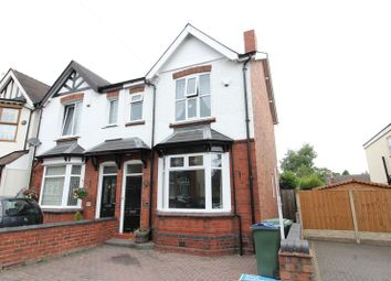 Thumbnail 4 bedroom semi-detached house for sale in Rooth Street, Wednesbury