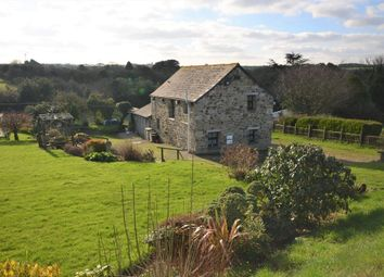 Thumbnail 1 bed barn conversion for sale in Silverwell, Blackwater, Cornwall