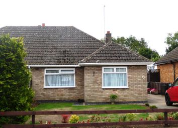 Thumbnail 2 bed semi-detached bungalow for sale in Digby Drive, Oakham