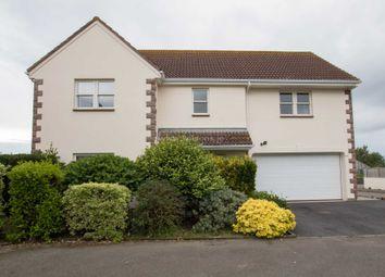 Thumbnail 4 bed detached house for sale in Maufant Lodge, La Route De Maufant, St. Saviour, Jersey