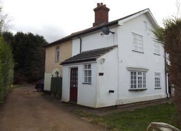 Thumbnail 2 bed cottage to rent in Everton Road, The Heath, Gamlingay, Sandy