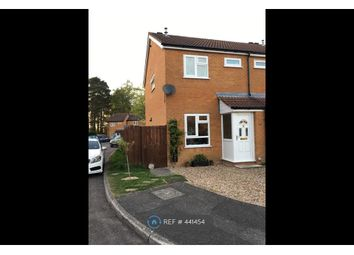 Thumbnail 2 bed semi-detached house to rent in Frensham, Bracknell