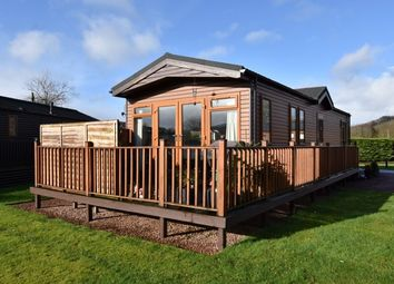 Thumbnail 2 bed property for sale in Braidhaugh Park, Crieff