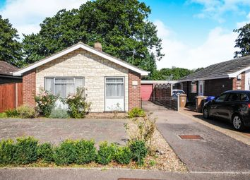 Thumbnail 2 bed detached bungalow for sale in Churchill Avenue, Newmarket