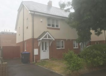 Thumbnail End terrace house to rent in Clarkes Road, Hatfield